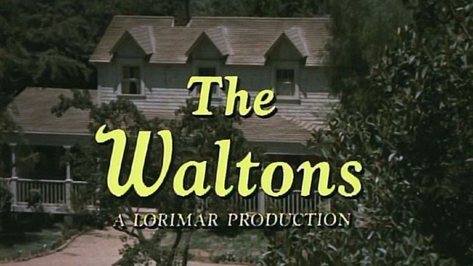 Image for the TV series The Waltons