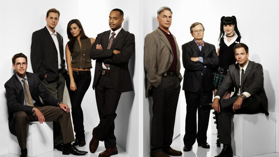 Image for the TV series Les enquêtes du NCIS