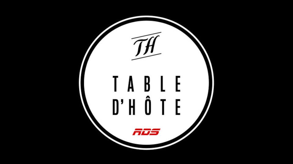 Image for the TV series Table d'hôte