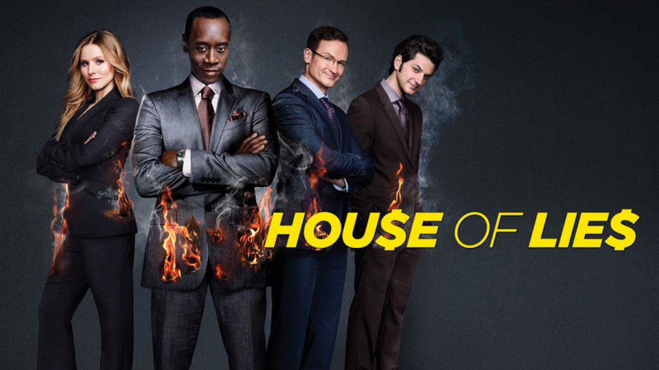 Image for the TV series House of Lies (v.f.)
