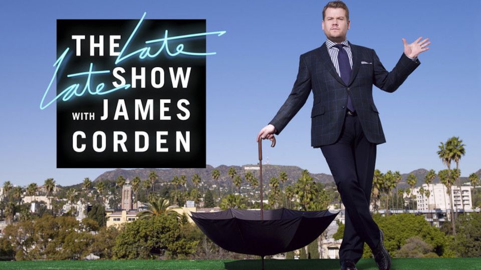 Image for the TV series The Late Late Show With James Corden