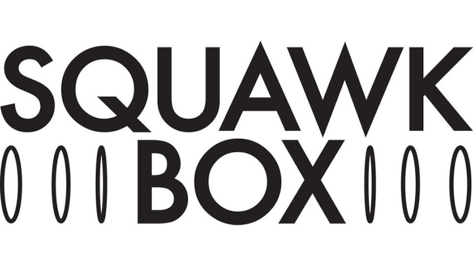 Image for the TV series Squawk Box