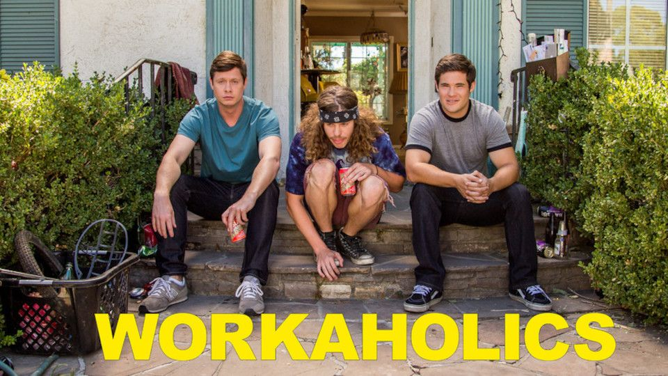 Image for the TV series Workaholics