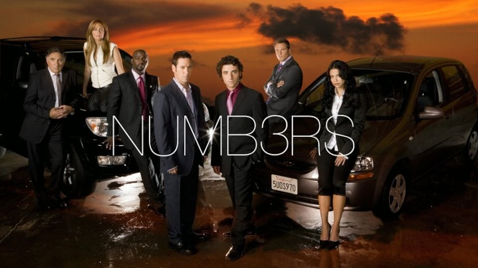 Image for the TV series Numb3rs