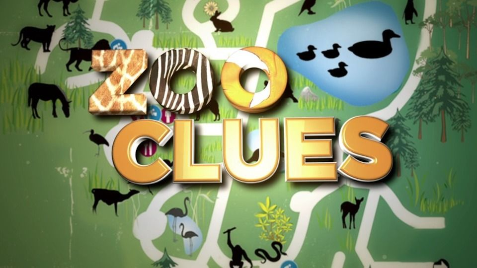 Image for the TV series Zoo Clues