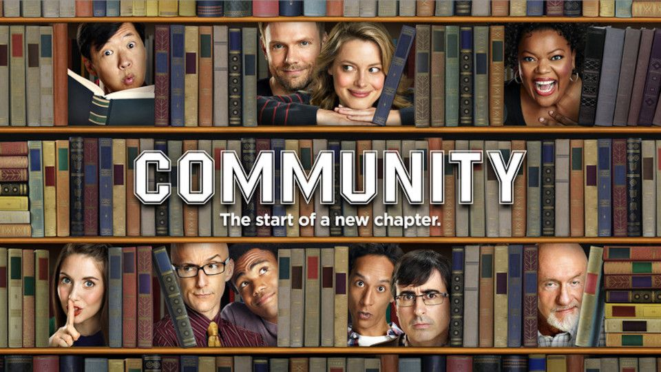 Image for the TV series Community
