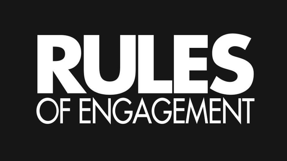 Image for the TV series Rules of Engagement