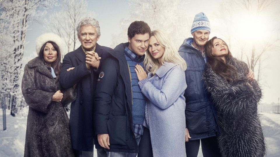 Image for the TV series Welcome to Sweden