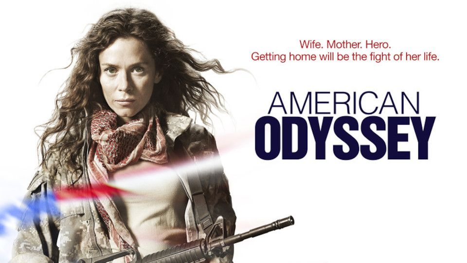Image for the TV series American Odyssey