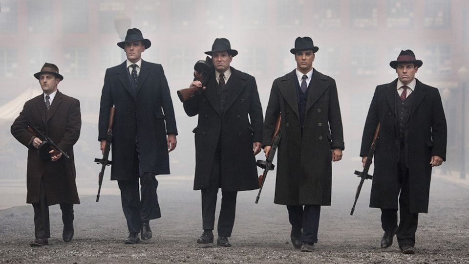 Image for the TV series The Making of the Mob: New York