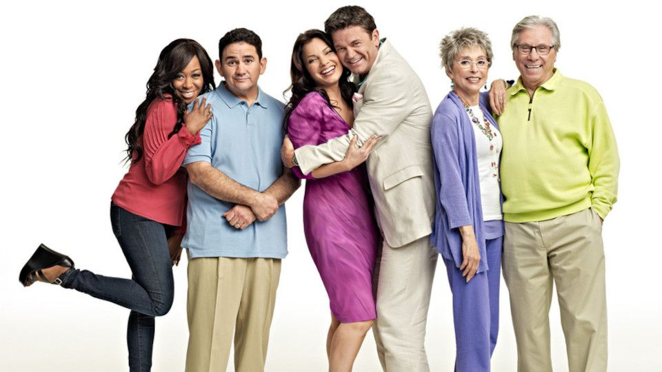 Image for the TV series Happily Divorced