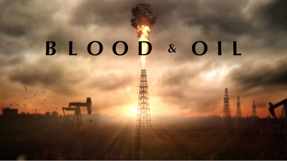 Image for the TV series Blood & Oil