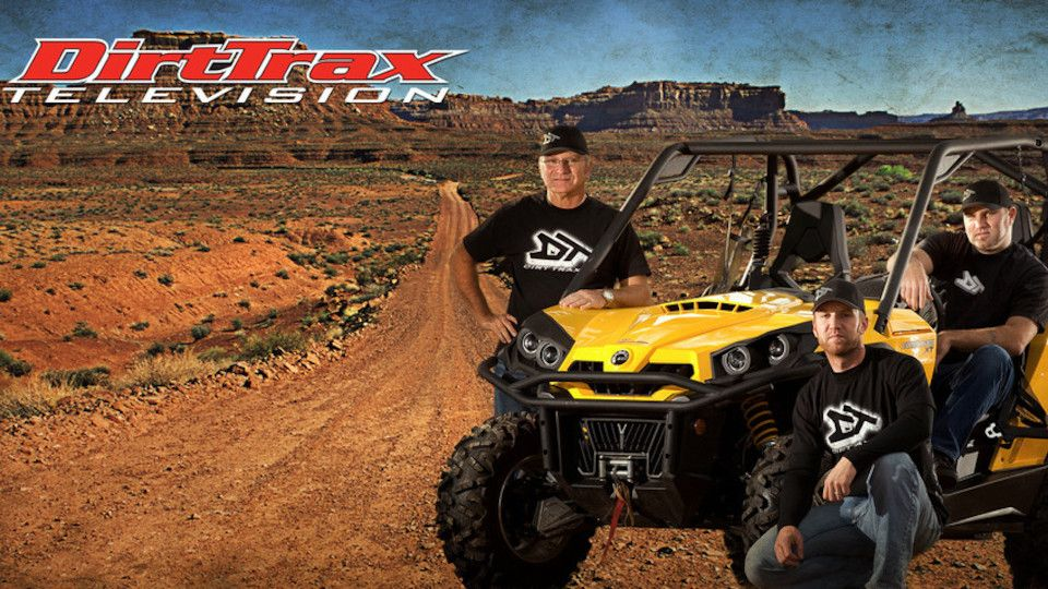 Image for the TV series Dirt Trax TV