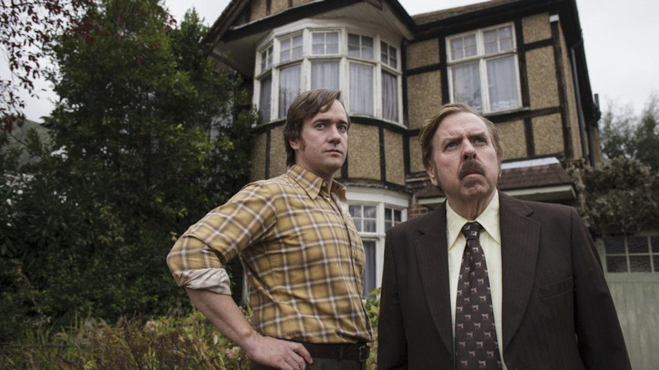 Image for the TV series The Enfield Haunting