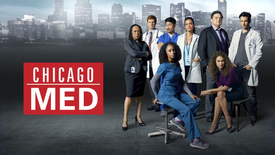 Image for the TV series Chicago Med