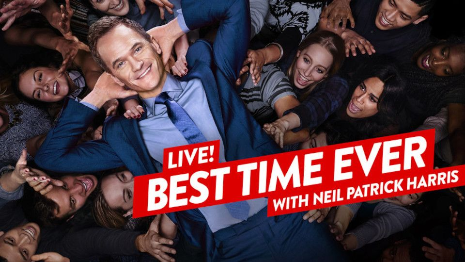 Image for the TV series Best Time Ever With Neil Patrick Harris