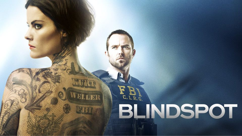 Image for the TV series Blindspot