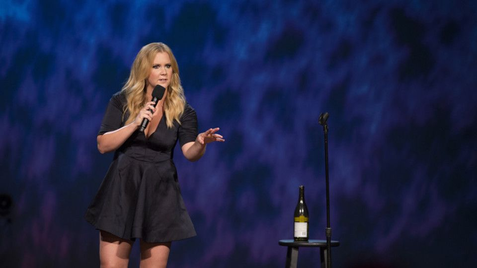 Image for the TV series Amy Schumer: Live at the Apollo