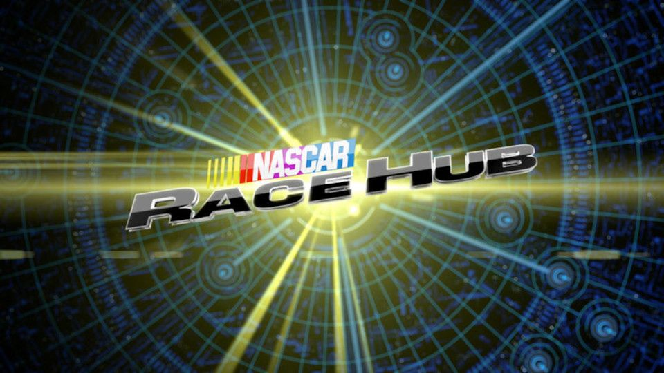 Image for the TV series NASCAR Race Hub