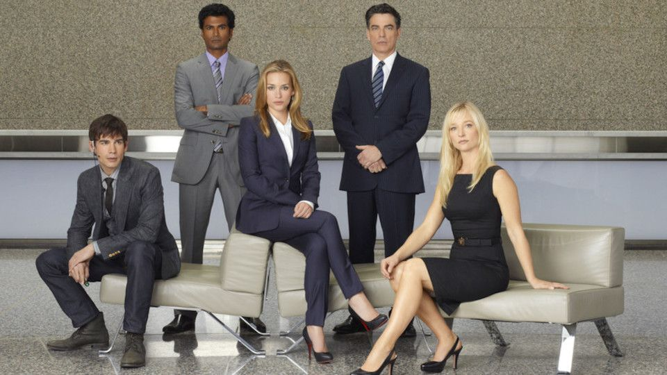 Image for the TV series Covert Affairs