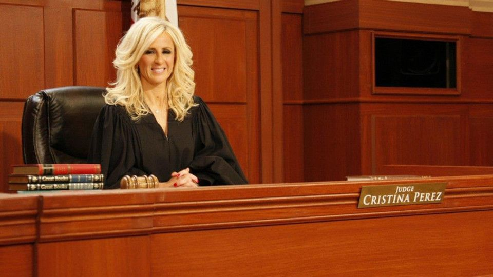 Image for the TV series Justice for All With Judge Cristina Perez