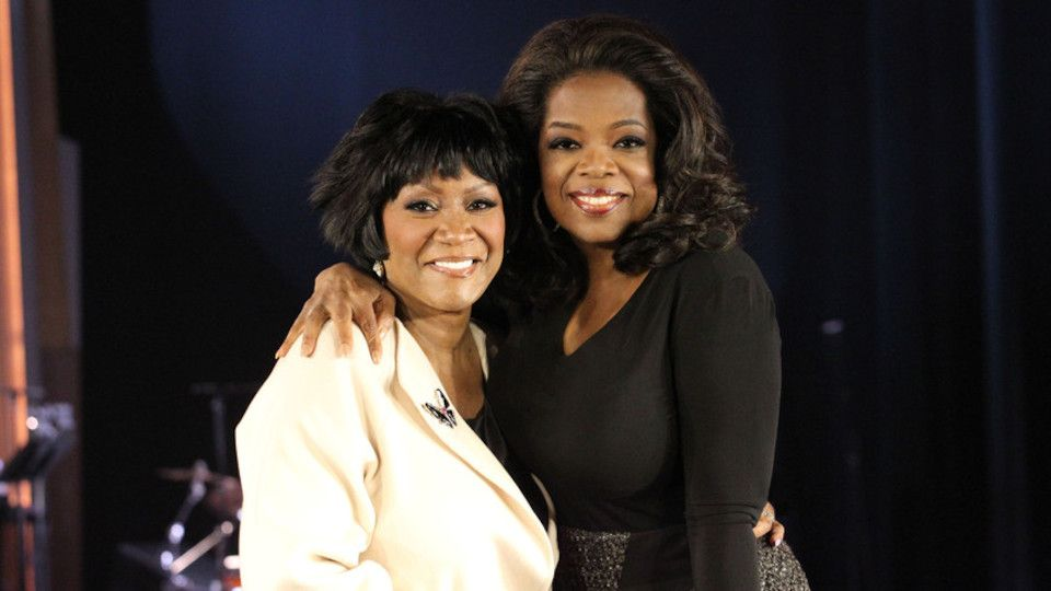 Image for the TV series Oprah's Next Chapter