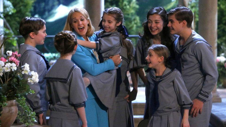 Image for the TV series The Sound of Music Live!