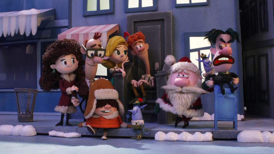 Image for the TV series Elf: Buddy's Musical Christmas