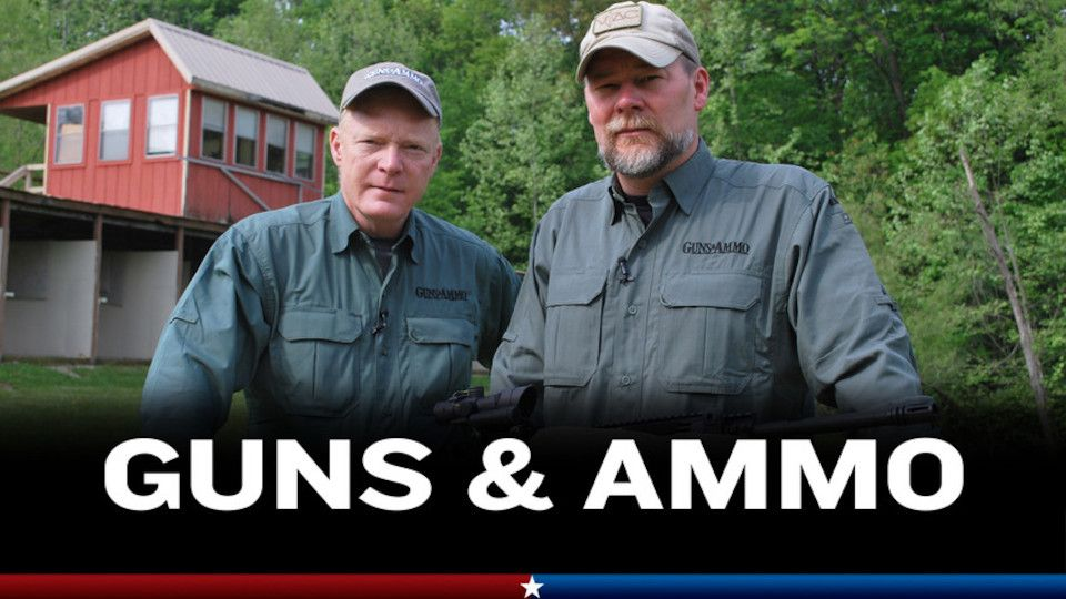 Image for the TV series Guns and Ammo