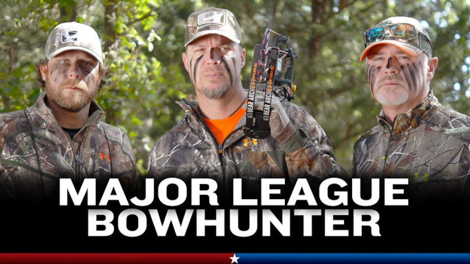 Image for the TV series Major League Bowhunter