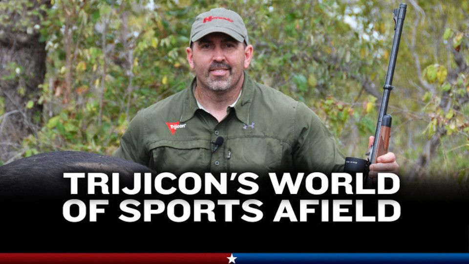 Image for the TV series Trijicon's World of Sports Afield
