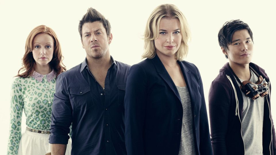Image for the TV series The Librarians