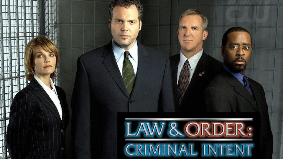 Image for the TV series Law & Order: Criminal Intent