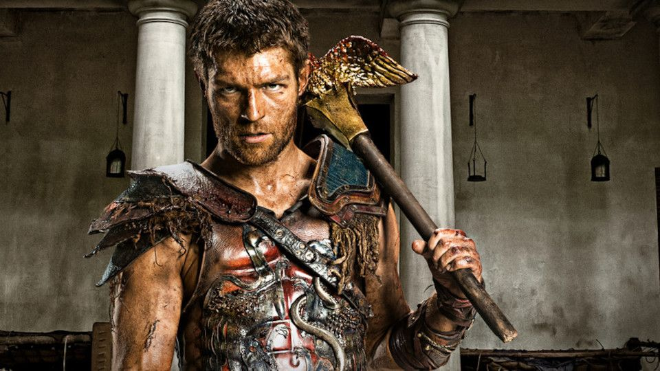 Image for the TV series Spartacus: War of the Damned