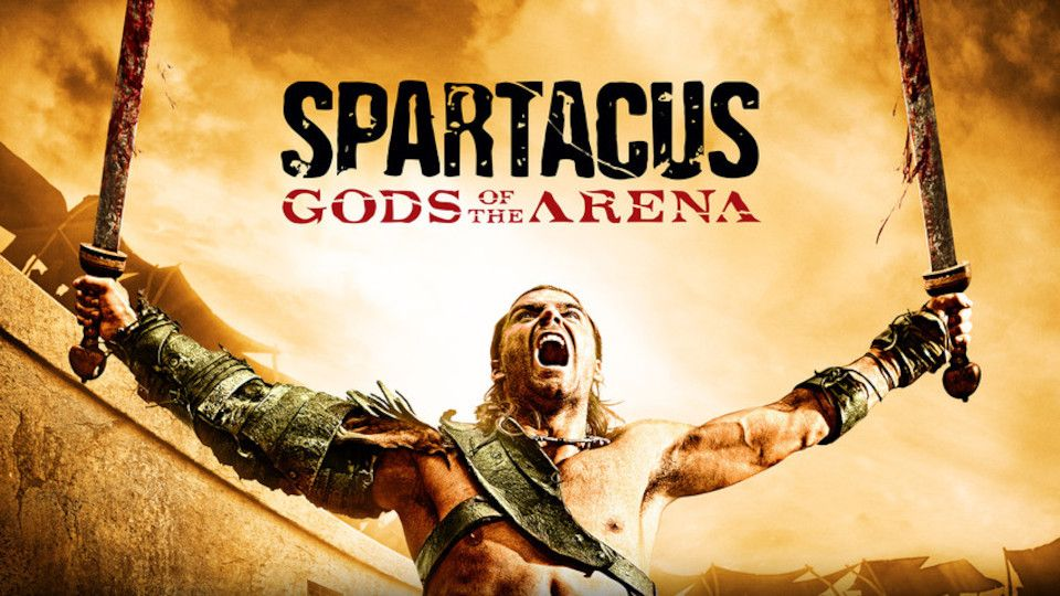 Image for the TV series Spartacus: Gods of the Arena