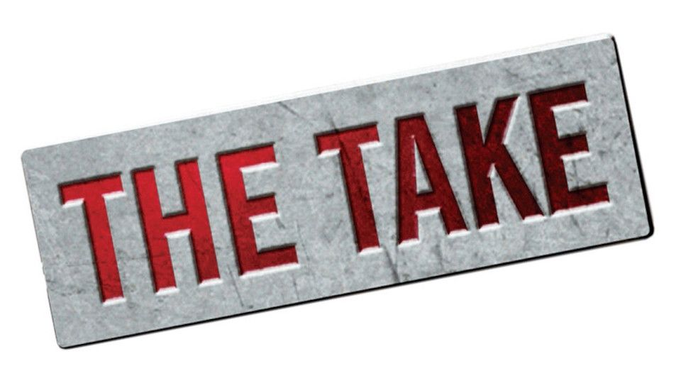 Image for the TV series The Take