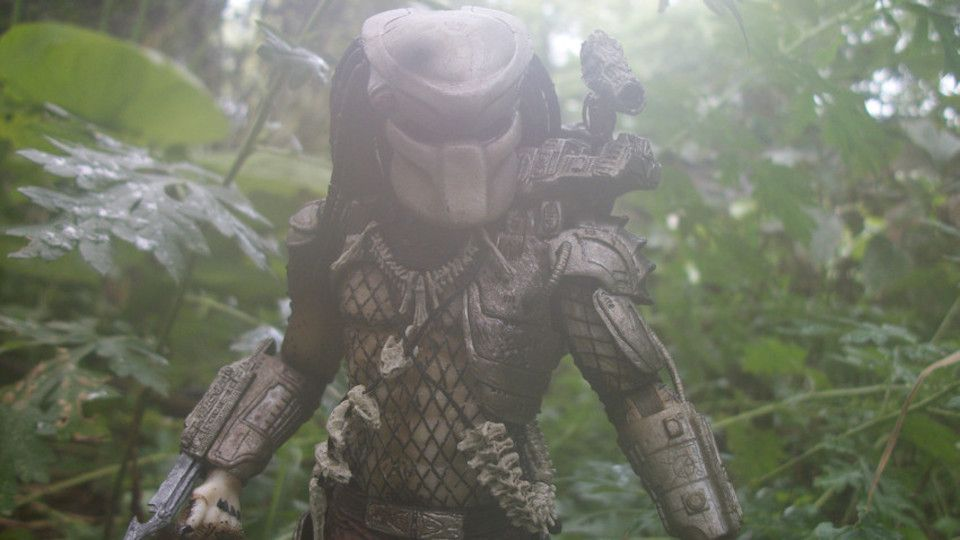 Poster for the movie Predator
