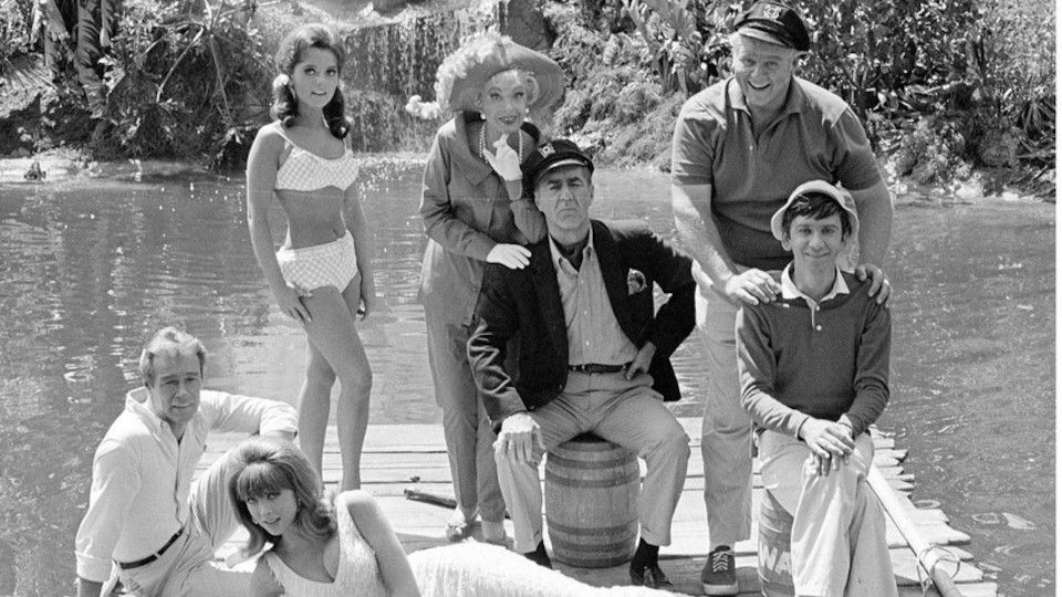 Image for the TV series Gilligan's Island