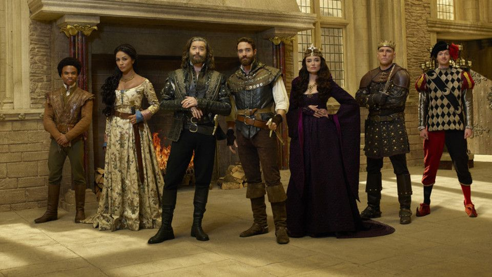 Image for the TV series Galavant