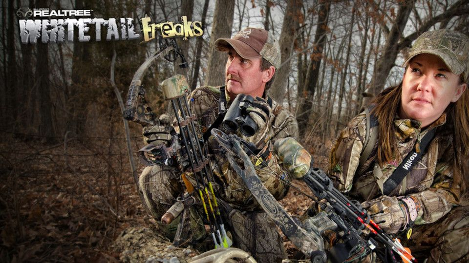 Image for the TV series Whitetail Freaks