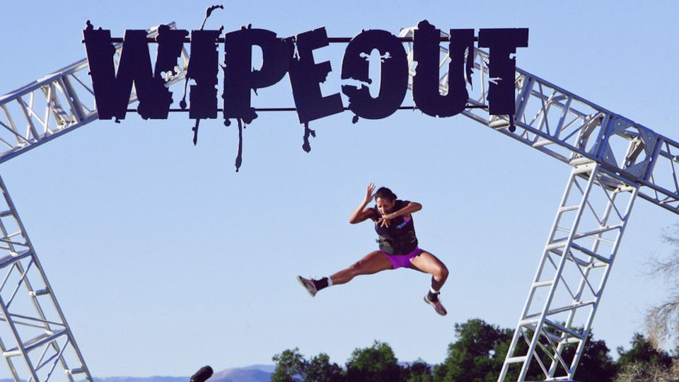 Image for the TV series Wipeout