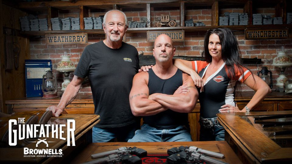 Image for the TV series The Gunfather