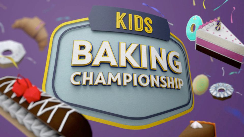 Image for the TV series Kids Baking Championship