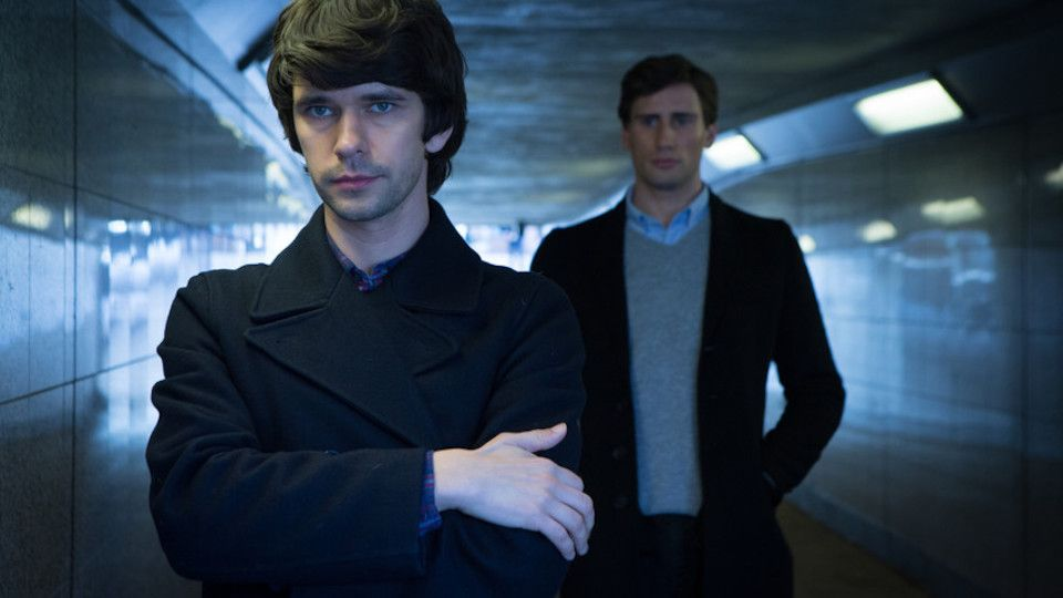Image for the TV series London Spy