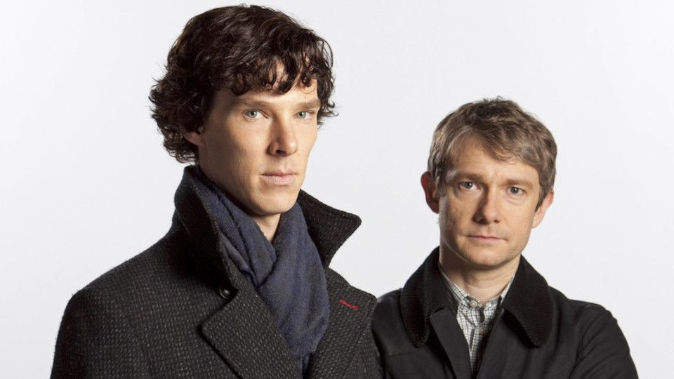 Image for the TV series Sherlock