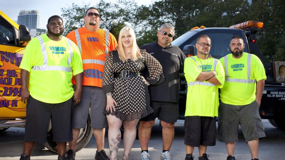 Image for the TV series South Beach Tow