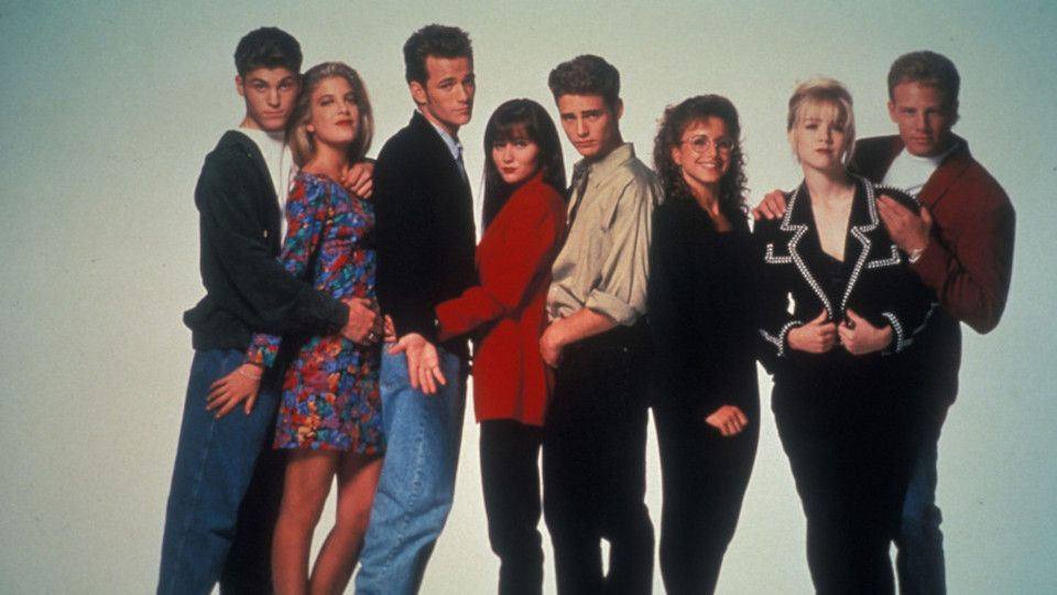Image for the TV series Beverly Hills, 90210