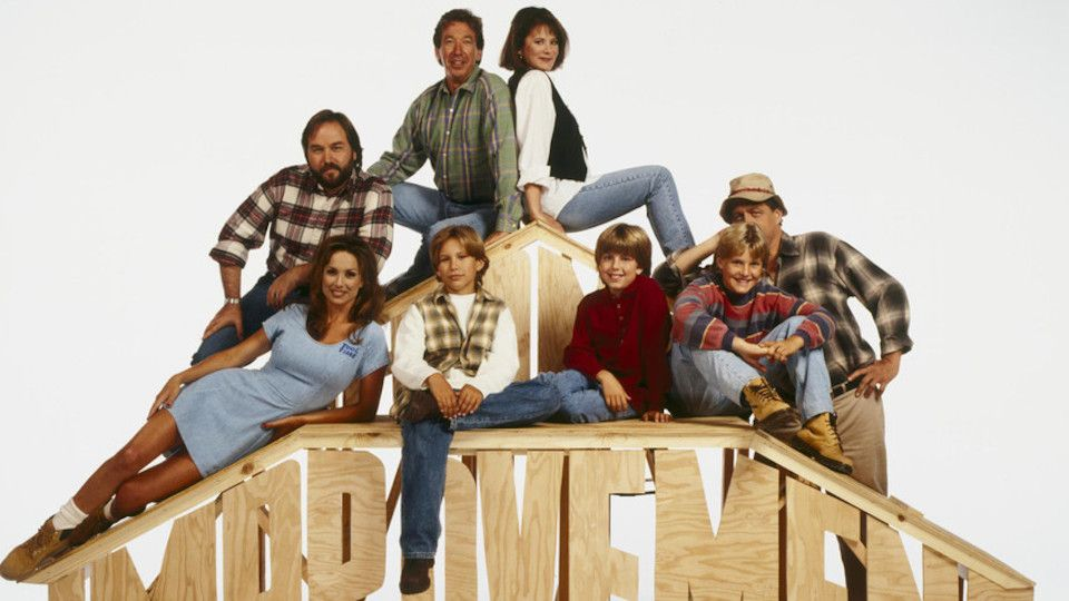 Image for the TV series Home Improvement