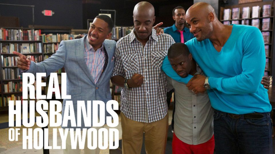 Image for the TV series Real Husbands of Hollywood