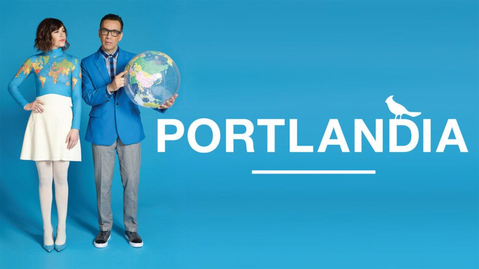 Image for the TV series Portlandia